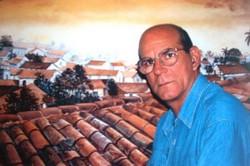 El Pintor de los tejados