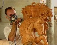 A solas con la madera