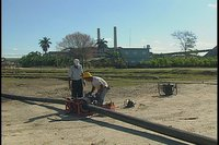 Construyen acueducto en Jatibonico