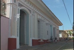 Restauran inmuebles de gran valor histórico y patrimonial en Trinidad