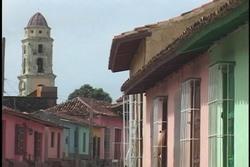 Reaniman barrios del centro histórico de Trinidad