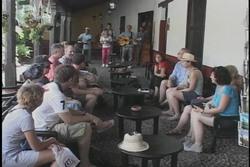Mucha cubanía en La Canchánchara