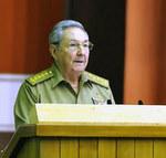 Discurso de Raúl en la Asamblea Nacional