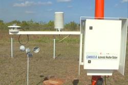 Funcionan nuevas estaciones meteorológicas automáticas en Sancti Spíritus