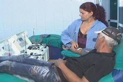 Cumple Sancti Spíritus plan de donaciones voluntarias de sangre y plasma
